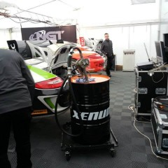 Lubrificantes Xenum na GT3 Cup Benelux