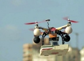 Pizzaria multada por fazer entregas com Drones (com vídeo)